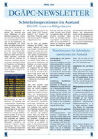 DGAEPC_Newsletter_April_2012