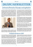 DGAEPC_Newsletter_April_2013