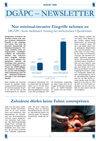 DGAEPC_Newsletter_August_2008
