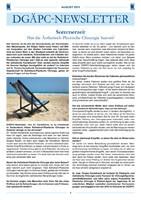 DGAEPC_Newsletter_August_2013
