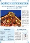 DGAEPC_Newsletter_Dezember_2009