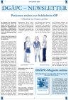 DGAEPC_Newsletter_Oktober_2009