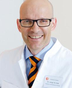 Dr. Holger M. Pult
