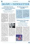 DGAEPC_Newsletter_Oktober_2007