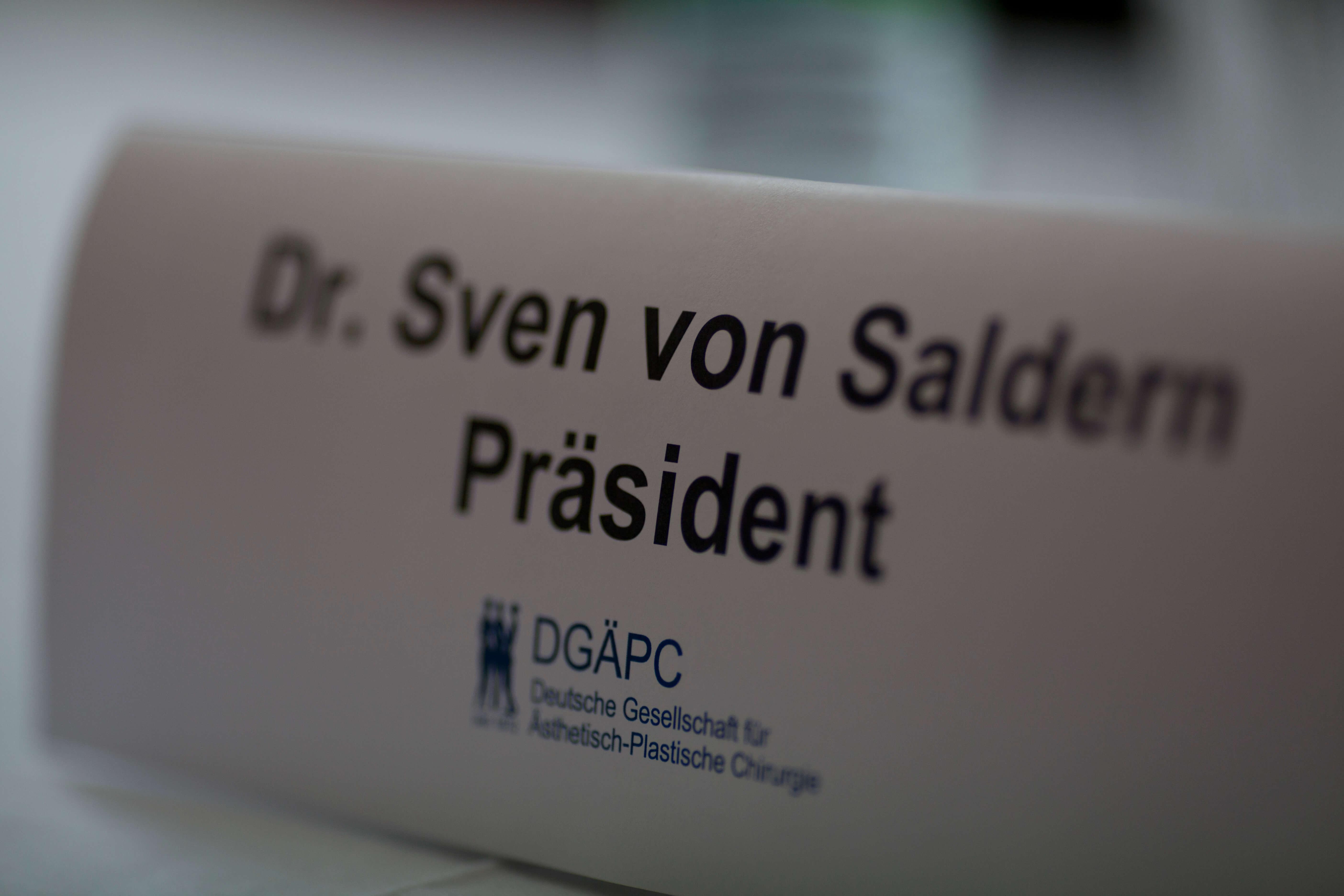 DGÄPC-Pressetermin