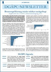 DGÄPC-Newsletter Oktober 2015