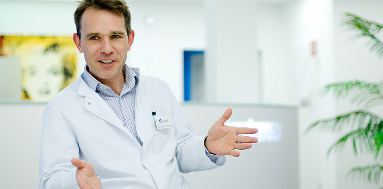 Dr. Klaus G. Niermann praktiziert in Wiesbaden und Mainz