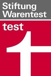 Logo Stiftung Warentest Test