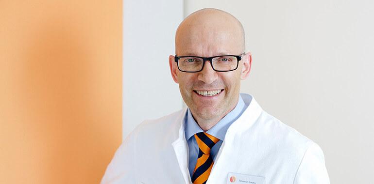 DGÄPC-Porträt: Dr. med. Holger M. Pult