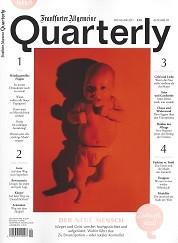 Cover Frankfurter Allgemeine Quarterly