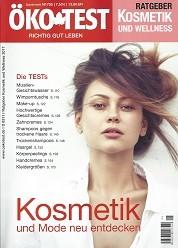 Cover Öko Test Kosmetik 2017