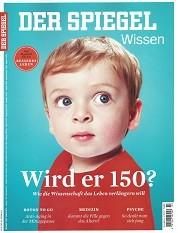 Cover Spiegel Wissen