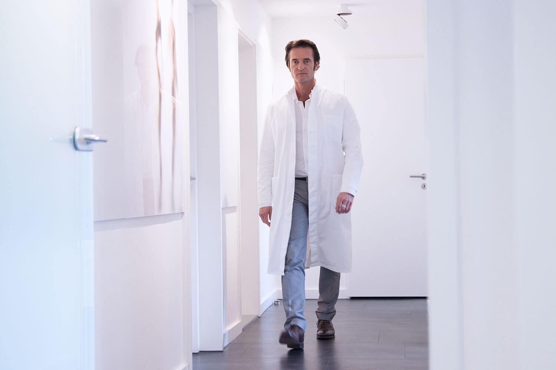 Dr. med. Christoph Reis - Praxisräume