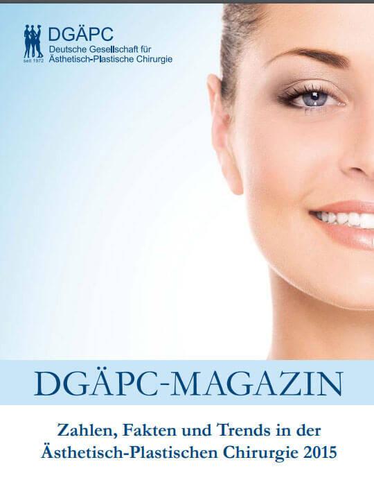 DGÄPC-Statistik 2015
