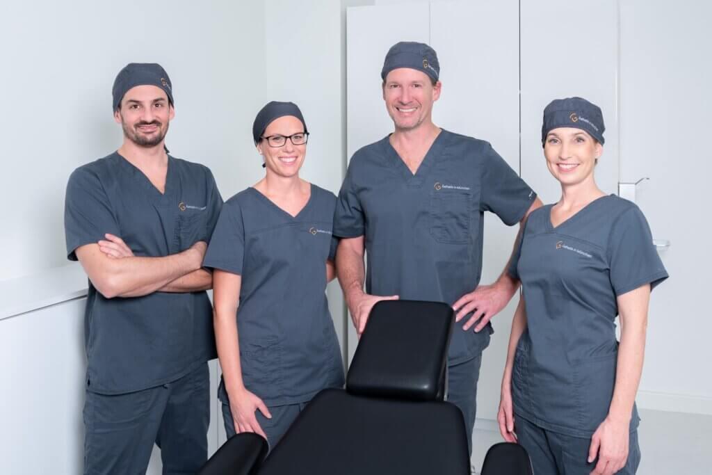 Aesthetik-in-Muenchen-Team
